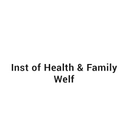 Inst of Health & Family Welf